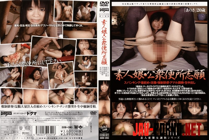 DDB-090 Amateur Girl Applicants And Public Toilet 素人少女志願者と公衆トイレ (2020 | SD) 4.3153_DDB-090
